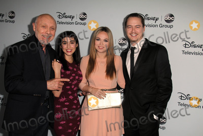 Molly Ephraim Photo - Hector Elizondo Molly Ephraim Amanda Fuller Christoph Sandersat the ABCDisney Winter 2014 TCA Press Tour Party Langham Hotel Pasadena CA 01-17-14