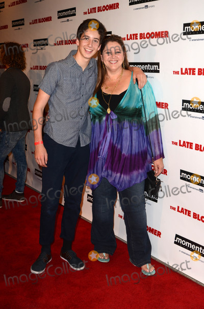 Photos And Pictures Camryn Manheim Milo Manheim At The