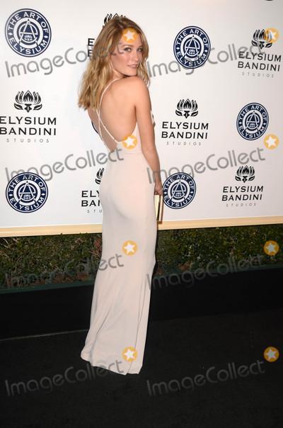 Ashley Hinshaw Photo - Ashley Hinshawat the Art of Elysium 10th Annual Black Tie Heaven Gala Red Studios Los Angeles CA 01-07-17
