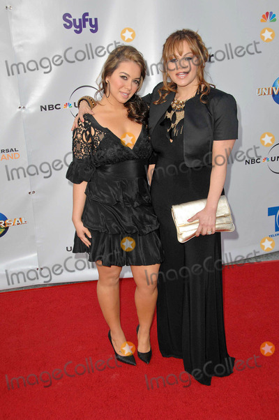 Jenny Rivera Photo - Jenni Rivera and Janney Chiquis Marinat The Cable Show 2010 An Evening With NBC Universal Universal Studios Universal City CA 05-12-10