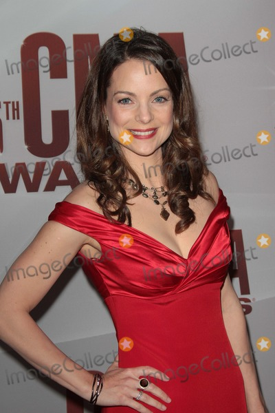 Kimberly Williams Photo - Kimberly Williams Paisleyat the 2011 CMA Awards Bridgestone Arena Nashville TN 11-09-11