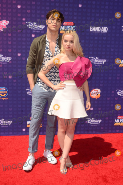Dove Cameron Photo - Ryan McCartan Dove Cameronat the Radio Disney Music Awards Microsoft Theater Los Angeles CA 04-30-16