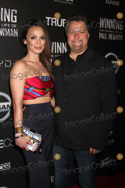 Jodi Ann Paterson Photo - Jodi Ann Paterson Michael Andrettiat the WINNING The Racing Life of Paul Newman Pre-Premiere Reception Roosevelt Hotel Hollywood CA 04-16-15