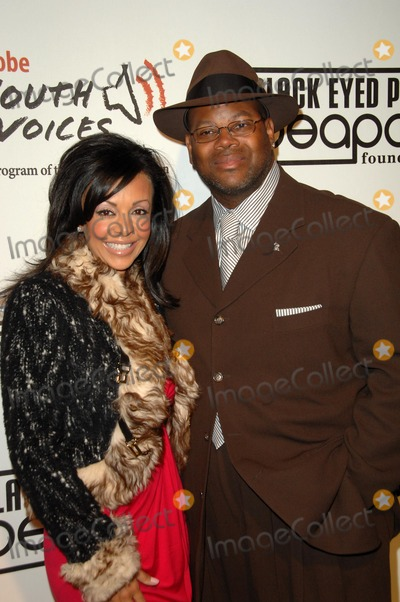 Jimmy Jam Photo - Jimmy Jam and wife Lisaat the 5th Annual Black Eyed Peas Peapod Foundation Benefit Concert The Conga Room Los Angeles CA 02-05-09