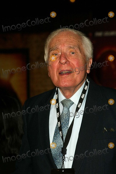 Angus Scrimm Photo - Angus Scrimm at the world premiere of Disneys National Treasure at the Pasadena Civic Auditorium Pasadena CA 11-08-04