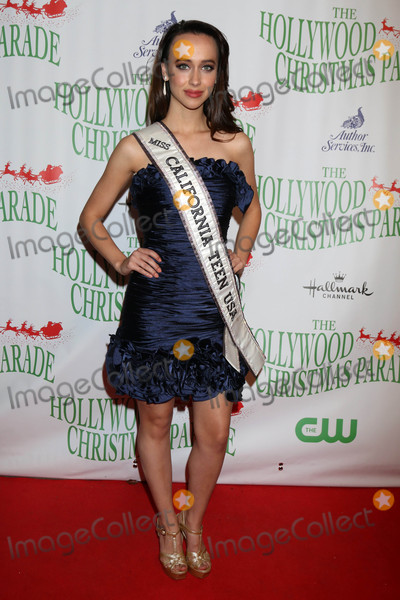 Athenna Crosby Photo - Athenna Crosbyat the 85th Annual Hollywood Christmas Parade Hollywood Boulevard Hollywood CA 11-27-16