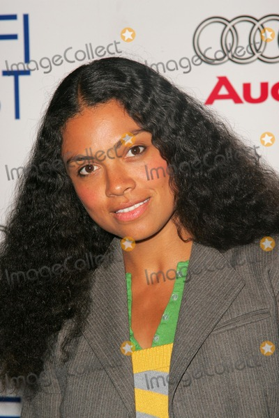Amel Larrieux Photo - Amel Larrieuxat the AFI FEST 2005 premiere of The Refugee All Stars ArcLight Hollywood Cinerama Dome Hollywood CA 11-09-05