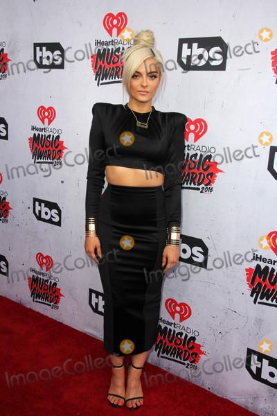 Bebe Rexha Photo - Bebe Rexhaat the iHeart Radio Music Awards 2016 Arrivals The Forum Inglewood CA 04-03-16
