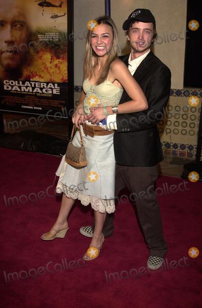 Samaire Armstrong and husband