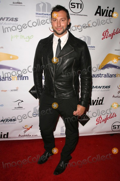Ian Thorpe Photo - Ian thorpe at the Australian Academy Award Celebration Chateau Marmont West Hollywood CA 90046