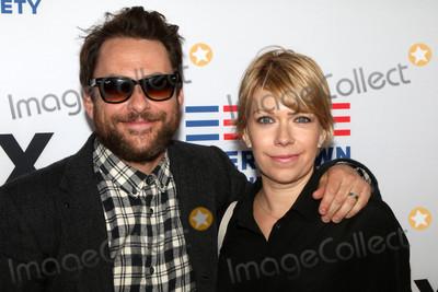 Charlie Day Photo - Charlie Day Mary Elizabeth Ellisat the Under the Gun Premiere Samuel Goldwyn Theater Beverly Hills CA 05-03-16