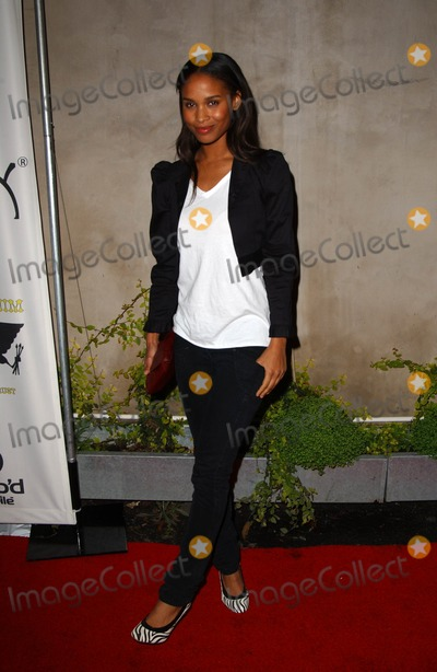Joy Bryant Photo - Joy Bryantat the Mean Magazine Launch Party sponsored by Antik Denim LAX Hollywood CA 03-21-06