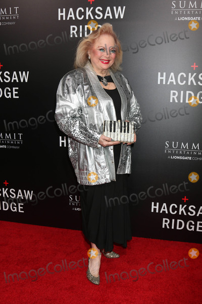 Carol Connors Photo - Carol Connorsat the Hacksaw Ridge Screening Samuel Goldwyn Theater Beverly Hills CA 10-24-16