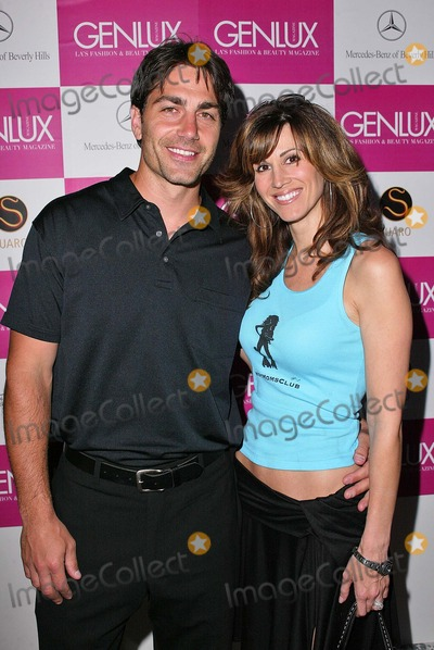 Joy Tilk Bergin Photo - Michael Bergin and Joy Tilk-Berginat the GENLUX Magazine Launch Party Arrivals Mercedes Benz of Beverly Hills CA 05-19-05