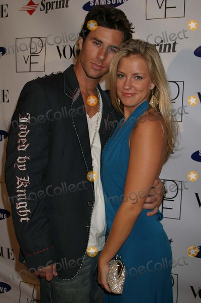 Alex Mitchell Photo - Alex Mitchell and Andrea Mullins at a party thrown by Samsung and Vogue to launch the Limited Edition Diane Von Furstenberg Designer Mobile Phone Astra West Pacific Design Center West Hollywood CA 10-15-04