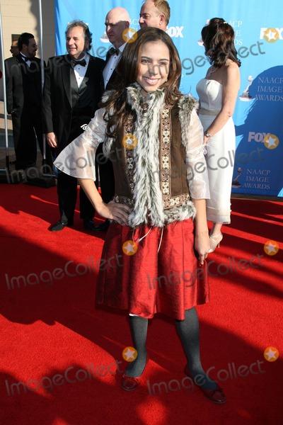 Alexandra Rieger Photo - Alexandra Riegerat the 38th Annual NAACP Image Awards Shrine Auditorium Los Angeles CA 03-02-07