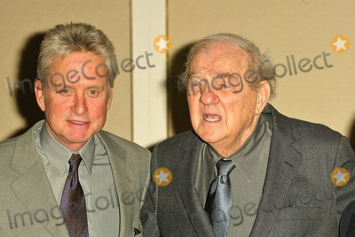 Karl Malden Photo - Michael Douglas and Karl Malden at the The Monte Cristo Awards Beverly Hills Hotel Beverly Hills CA 11-11-04