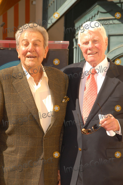 Peter Graves Photo - Mike Connors and Peter Gravesat the Hollywood Walk of Fame induction ceremony for Peter Graves Hollywood CA 10-30-09