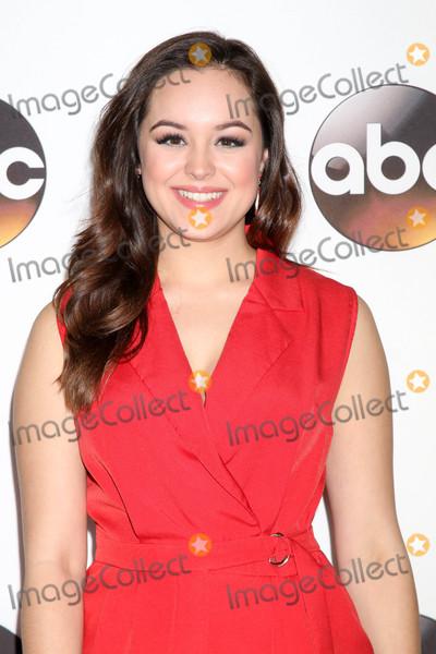 Hayley Orrantia Photo - Hayley Orrantiaat the DisneyABC TV TCA Winter 2017 Party Langham Hotel Pasadena CA 01-10-17