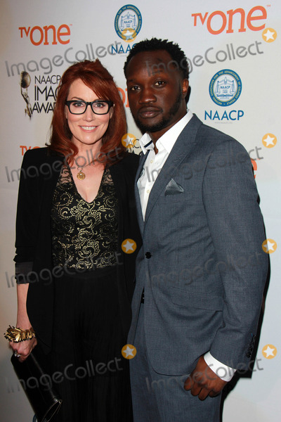 Arnold Oceng Photo - Margaret Nagle Arnold Ocengat the 46th NAACP Image Awards Ceremony Non-Televised Pasadena Convention Center Pasadena CA 02-05-15