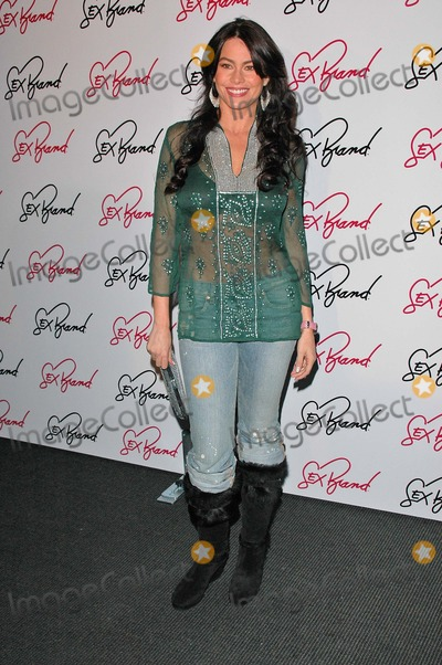 Krista Allen Photo - Sofa Vergara at the Launch Party for Krista Allen Clothing Line Koi West Hollywood CA 12-06-04