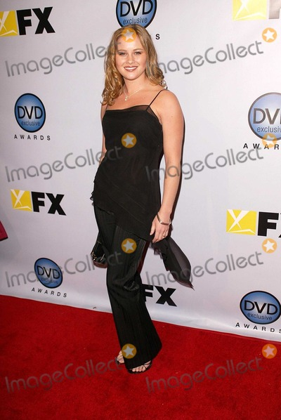 Anne Judson Yager Photo - Anne Judson-Yager at the DVD Exclusive Awards presented by DVD Exclusive Magazine Wiltern Theater Los Angeles CA 12-02-03