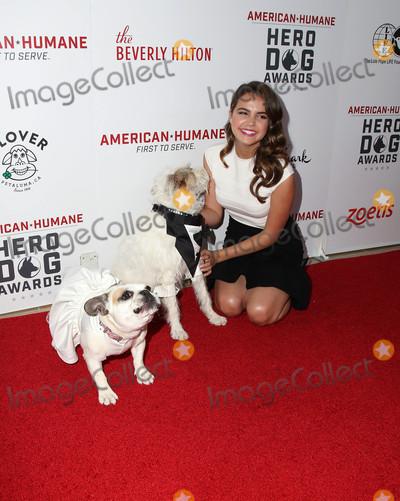 Bailee Madison Photo - Bailee Madisonat the 2016 American Humane Hero Dog Awards Beverly Hilton Beverly Hills CA 09-10-16