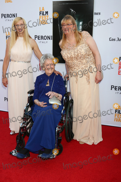 Lorraine Warren Photo - Janet Winter Lorraine Warren Margaret Nadeenat the Conjuring 2 Premiere TCL Chinese Theater Hollywood CA 06-07-16