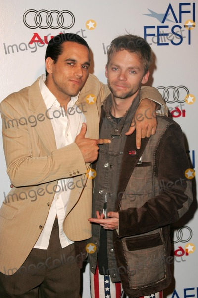 Kenny Morrison Photo - Kenny Morrison and Esteban Powellat the AFI FEST 2005 screening of Little Athens The ArcLight Hollywood CA 11-08-05