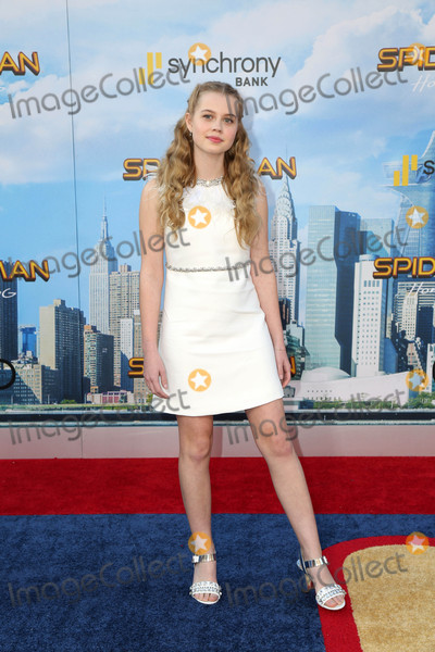 Angourie Rice Photo - Angourie Riceat the Spider-Man Homecoming Los Angeles Premiere TCL Chinese Theater Hollywood CA 06-28-17