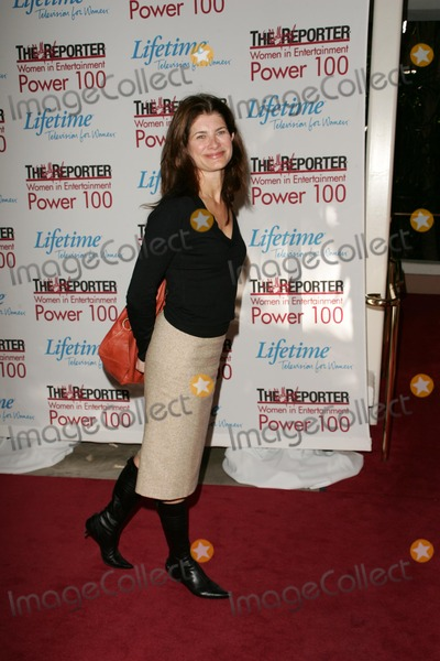 ANGELA BROMSTAD Photo - Angela Bromstadat The Hollywood Reporters Annual Women In Entertainment Power 100 Breakfast Beverly Hills Hotel Beverly Hills CA 12-06-05