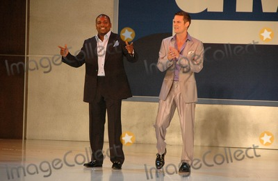 Mekhi Phifer Photo - Mekhi Phifer and Shane Westinside at the 2006 GM TEN Fashion Show Paramount Studios Hollywood CA 02-20-07