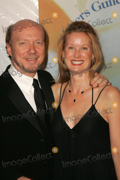 Deborah Rennard Photo - Paul Haggis and Deborah Rennardat the 2006 Writers Guild Awards Hollywood Palladium Hollywood CA 02-04-06