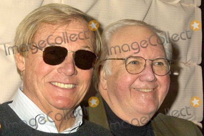 Chuck McCann Photo - Adam West and Chuck McCann at the Pacific Pioneer Broadcasters Honor Frank Gorshin in the Sportsmens Lodge Studio City CA 01-16-04
