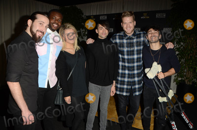 Max Schneider Photo - Pentatonix Max Schneiderat Westwood One Presents the American Music Awards Radio Row Day 1 Microsoft Theater Event Deck Los Angeles CA 11-20-15