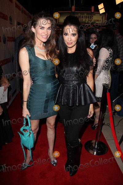 Amy Weber Photo - Alicia Arden Amy Weberat the Red Carpet Premiere for Crossroad Alex Theater Glendale CA 10-14-12