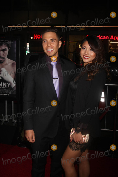 Apolo Ohno Photo - Apolo Ohnoat the Manny Los Angeles Premiere TCL Chinese Theater Hollywood CA 01-20-15