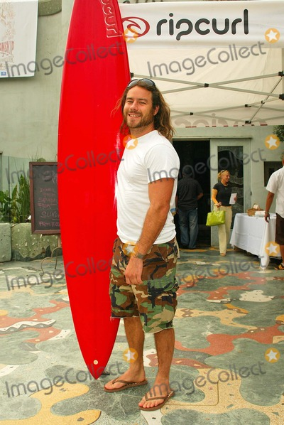 Chris Pontius Photo - Chris Pontius At the Rip Curl Malibu Pro - Press Conference at Granita Malibu CA 09-30-04
