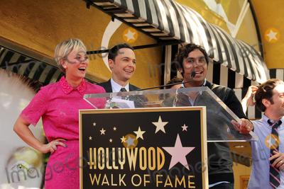 Kunal Nayyar Photo - Kaley Cuoco Jim Parsons Kunal Nayyarat the Kaley Cuoco Star on the Hollywood Walk of Fame Hollywood CA 10-29-14