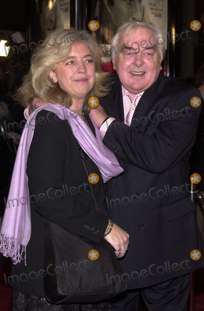 David Hemming and wife at the premiere of Universal's Spy Games at