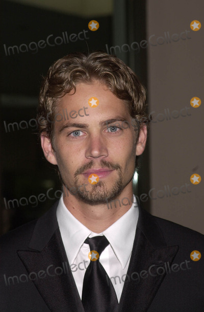 Paul Walker Photo -  PAUL WALKER at the 5th Annual Hollywood Film Festival Beverly Hilton Hotel 08-06-01