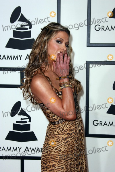 Debbie Matenopoulos Photo - Debbie Matenopoulos arriving at the 2008 Grammy Awards Staples Center Los Angeles CA 02-10-08