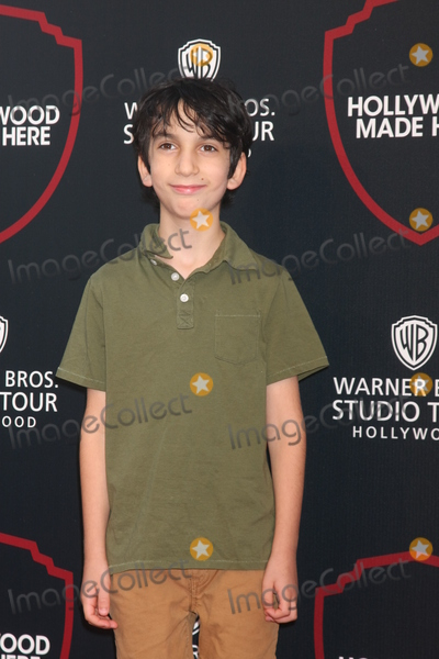Adam Chernick Photo - Adam Chernickat the Warner Bros Studio Tour Hollywood Expansion Official Unveiling Stage 48 Script To Screen Warner Brothers Studios Burbank CA 07-14-15