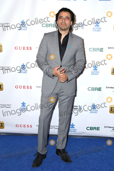 Antonio Jaramillo Photo - Antonio Jaramilloat the Autism Speaks La Vie En BLUE Fashion Gala Warner Bros Studios Burbank CA 09-29-16