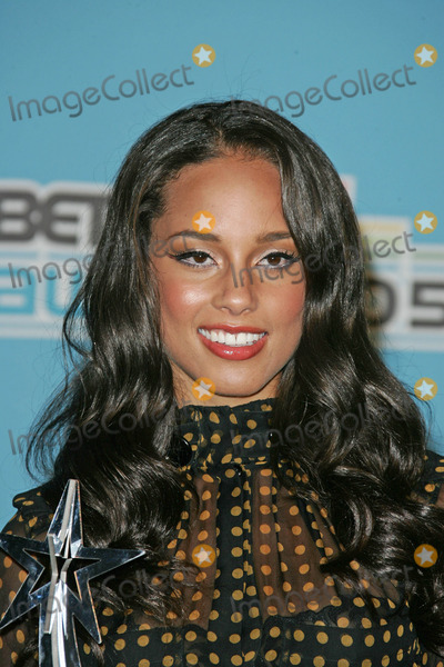 Alicia Keys Photo - Alicia Keysat the 2005 BET Awards - Pressroom Kodak Theatre Hollywood CA 06-28-05