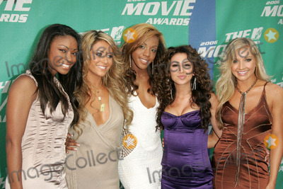Aundrea Fimbres Photo - Wanita Woodgette Aubrey ODay Dawn Richard Aundrea Fimbres and Shannon Bexarriving at the 2006 MTV Movie Awards Sony Pictures Culver City CA 06-03-06