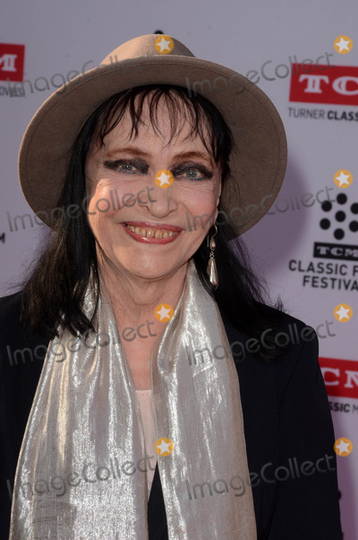 Anna Karina Photo - Anna Karinaat the TCM Classic Film Festival Opening Night Red Carpet TCL Chinese Theater Hollywood CA 04-28-16