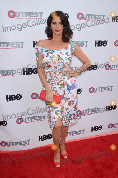 Amy Landecker Photo - Amy Landeckerat the Transparent Season 4 Sneak Peek at Outfest LGBT Film Festival DGA Los Angeles CA 07-15-17