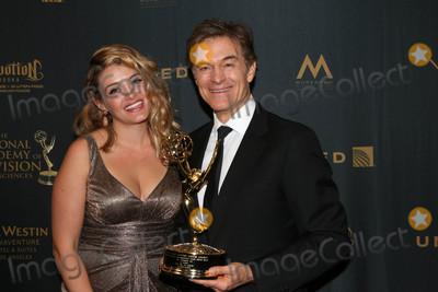 Daphne Oz Photo - Daphne Oz Dr Mehmet Ozat the 43rd Daytime Emmy Awards Press Room Westin Bonaventure Hotel Los Angeles CA 05-01-16