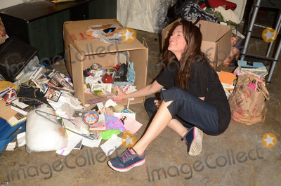 Alicia Arden Photo - Alicia Ardenthe Hoarding Buried Alive Star helps to clear out her mothers garage and - in addition to three year old ketchup packages - she discovers a copy of the Pam Anderson and Tommy Lee sex tape private location Las Vegas NV 04-25-17